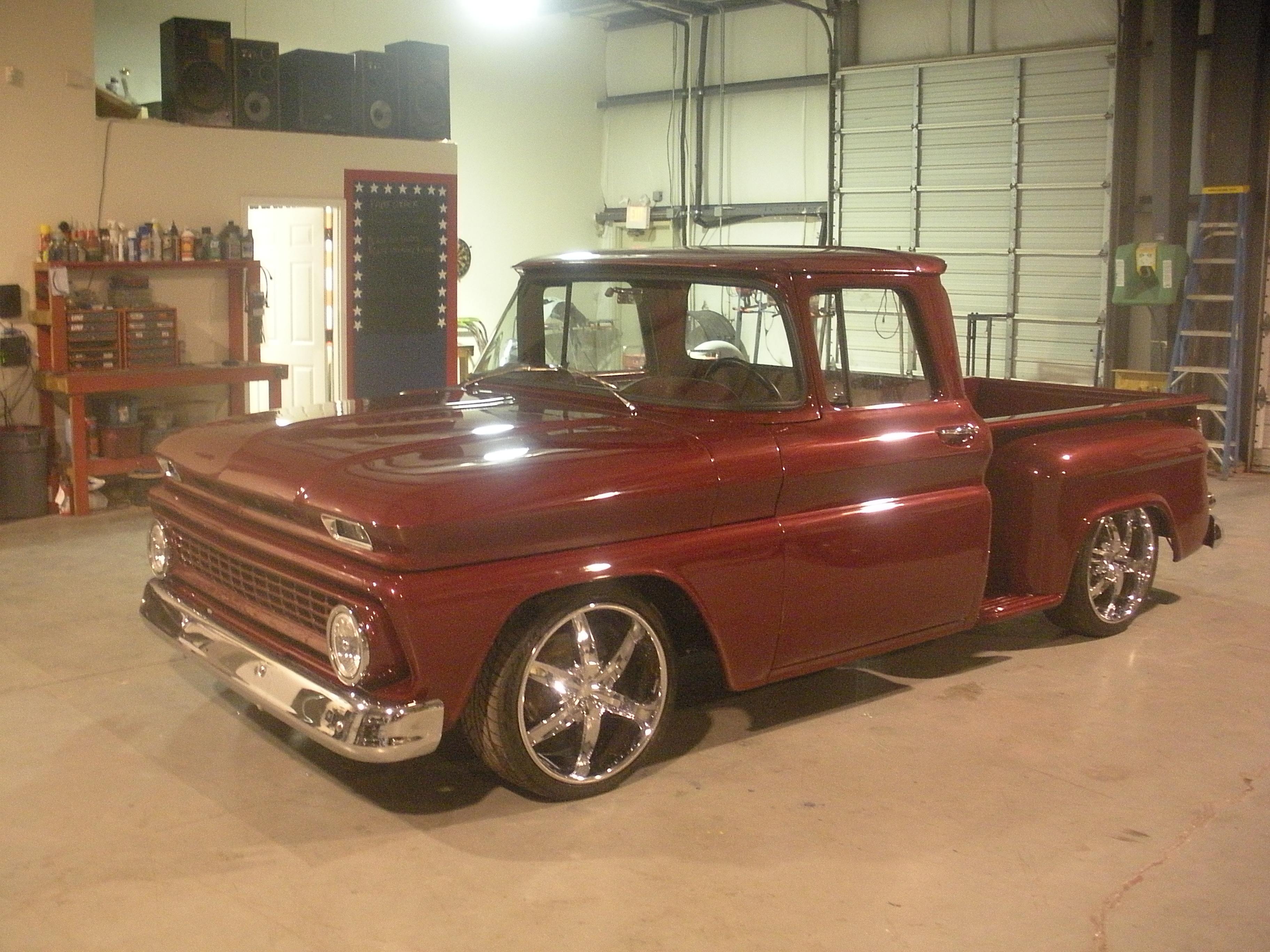 1963 chevy c10 parts